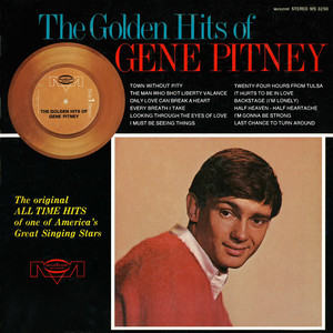 The Golden Hits Of Gene Pitney album
