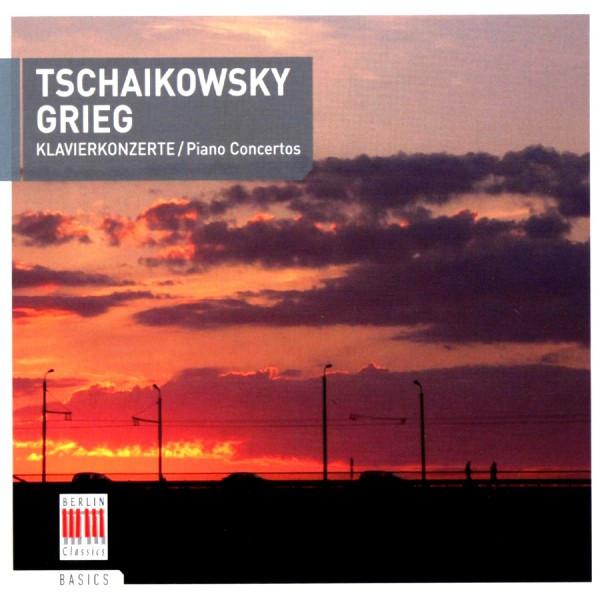Tschaikovsky & Grieg: Klavierkonzerte