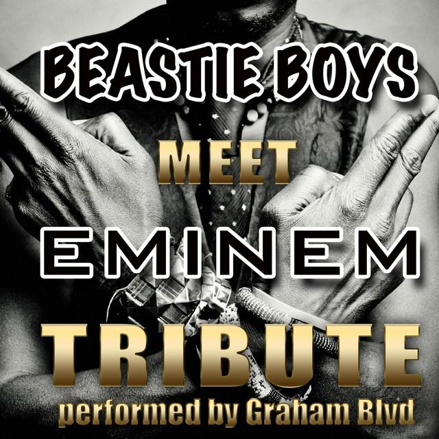 Beastie Boys Meet Eminem Tribute Albumcover
