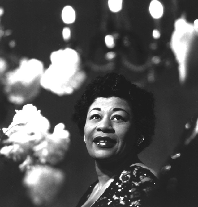 Ella Fitzgerald, Frank DeVol and His Orchestra Winter Wonderland cover