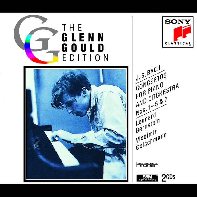 J.S. Bach: Concertos for Piano and Orchestra Nos. 1 - 5 & 7 Albumcover