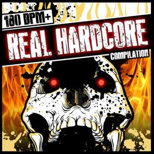 Real Hardcore 180+ BPM Albumcover