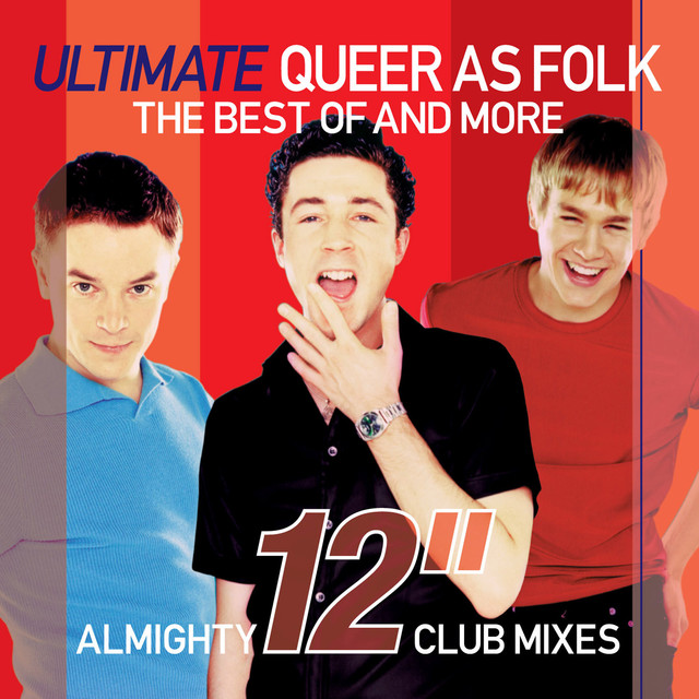 Various Artists Almighty Presents: Ultimate Queer As Folk - Almighty 12