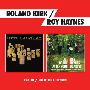 Rahsaan Roland Kirk, Roy Haynes Get out of Town cover