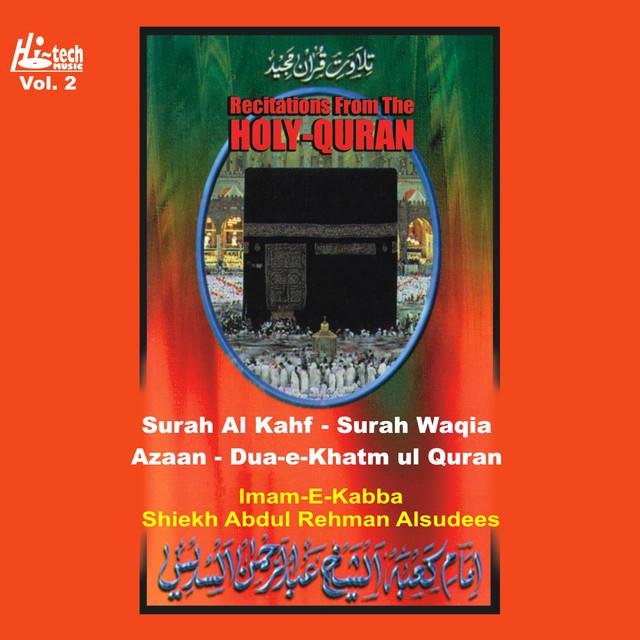 Dua-e-Khatam Ul Quran, a song by Sheikh Abdul Rahman Al