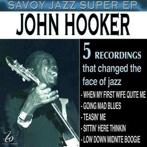 Jazz: John Lee Hooker album