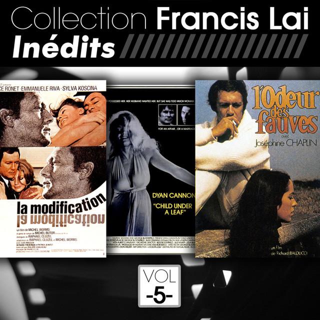 Collection Francis Lai - Inédits, Vol. 5 (Bandes originales de films)