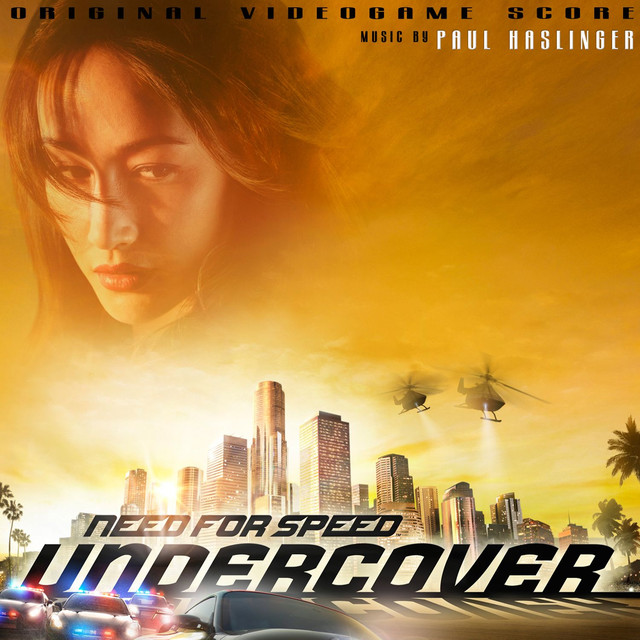 Need For Speed: Undercover (Original Soundtrack)