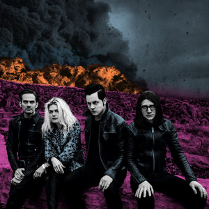 The Dead Weather Impossible Winner cover