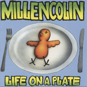 Life On A Plate Albumcover