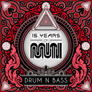 15 Years of Muti - Drum & Bass Albümü