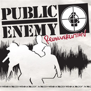 Public Enemy Public Enemy no.1 cover