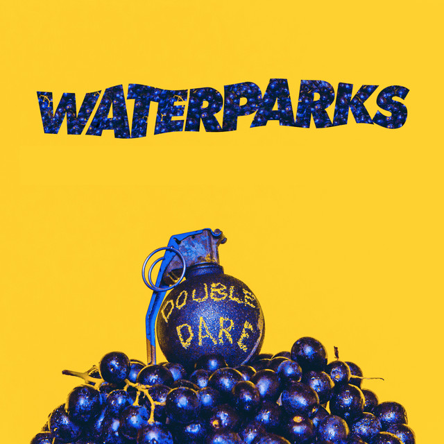 Album cover for Double Dare by Waterparks