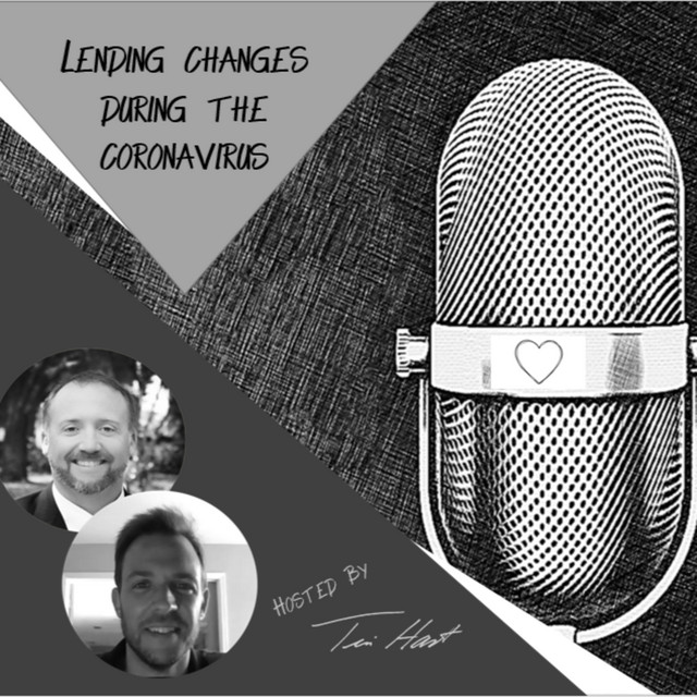 Ep. 41 Lending Changes You Need To Know About With VanDyk Mortgage Lending Operations Manager - The HartBeat for Realtors