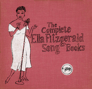 Ella Fitzgerald A Ship Without a Sail cover