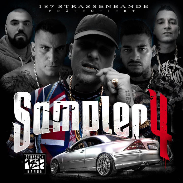 Album cover for Sampler 4 by 187 Strassenbande