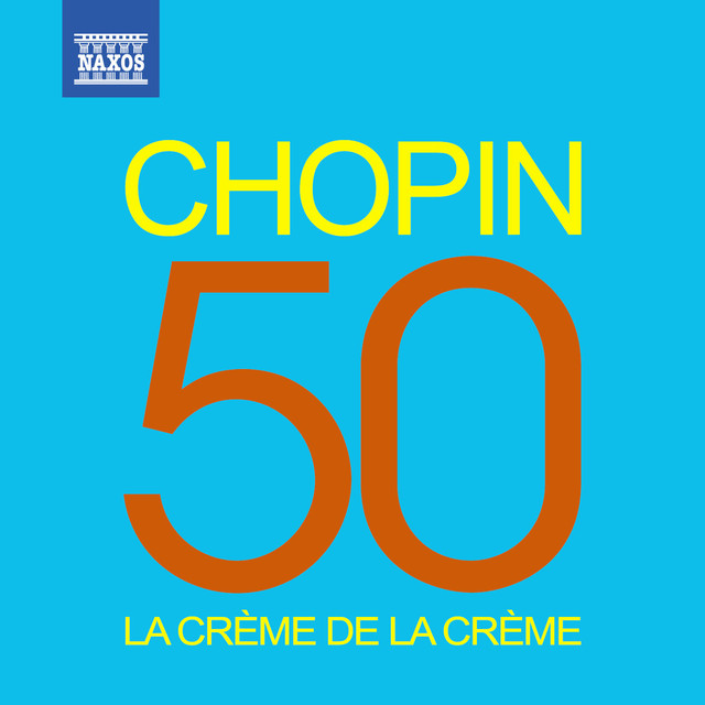 La crème de la crème: Chopin Albumcover