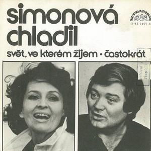 Yvetta Simonová - Ty jsi má láska