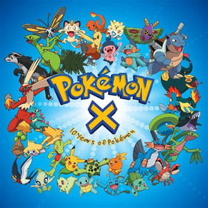 Pokemon X - Ten Years Of Pokemon - Pokemon