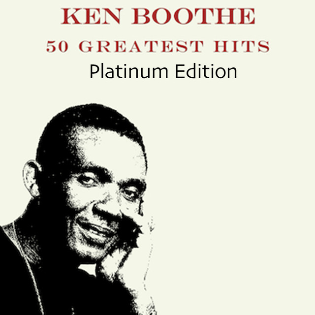 Ken Boothe 50 Greatest Hits (Platinum Edition)