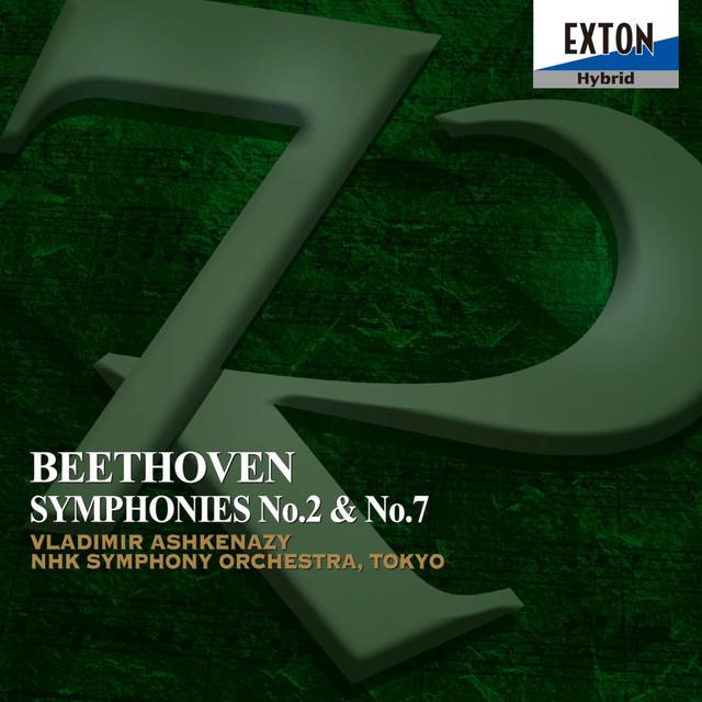 Beethoven: Symphonies No. 2 & No. 7 Albumcover