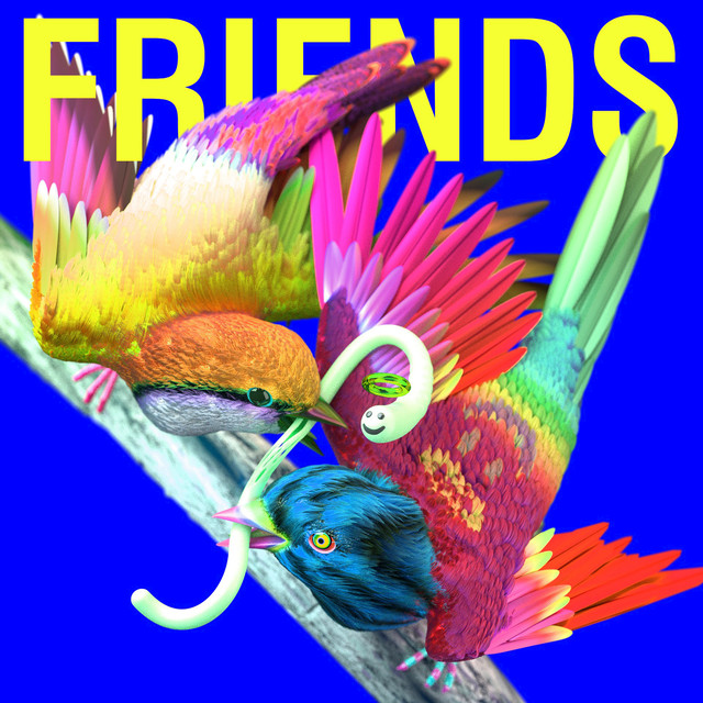 Friends (with BloodPop® & Julia Michaels) [Remix]