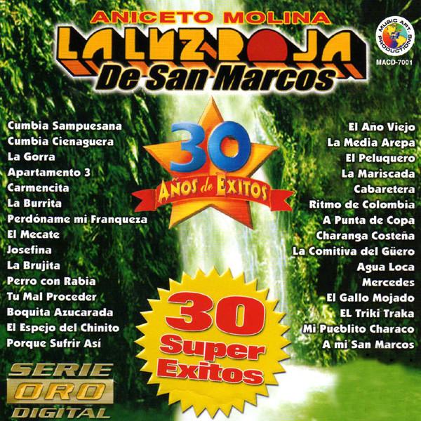 Aniceto Molina Y La Luz Roja De San Marcos