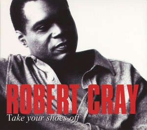 The Robert Cray Band Living Proof cover
