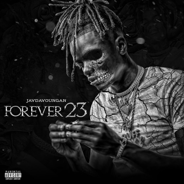Album cover for Forever 23 by Jaydayoungan