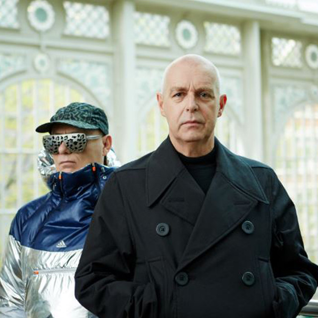 Pet Shop Boys, Robbie Williams We're the Pet Shop Boys cover