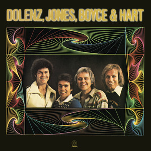 Dolenz, Jones, Boyce & Hart You And I cover