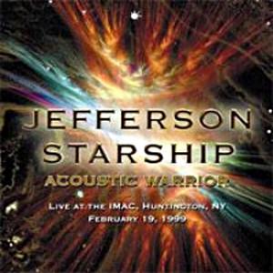 Acoustic Warrior - Live at the IMAC, Huntingdon, NY, February 19, 1999