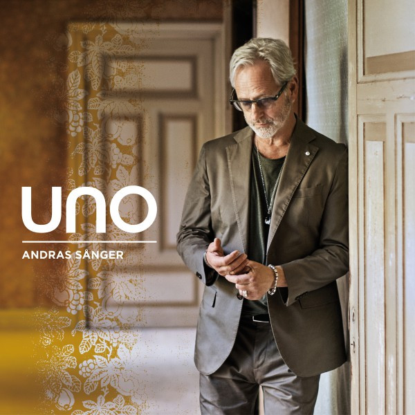 Album cover for Andras sånger by Uno Svenningsson