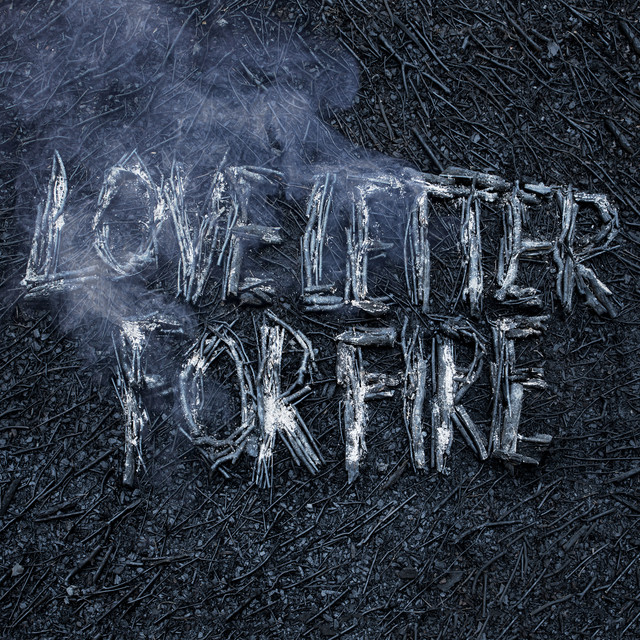 Album cover for Love Letter for Fire by Sam Beam, Jesca Hoop