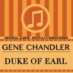 Duke of Earl (Original Album Remastered) Albumcover