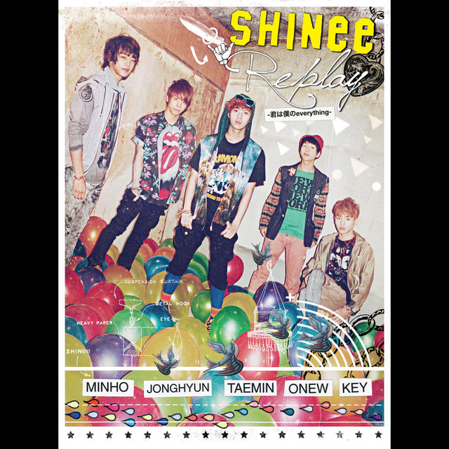Replay (Korean Version) by SHINee on Spotify