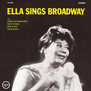 Ella Sings Broadway album