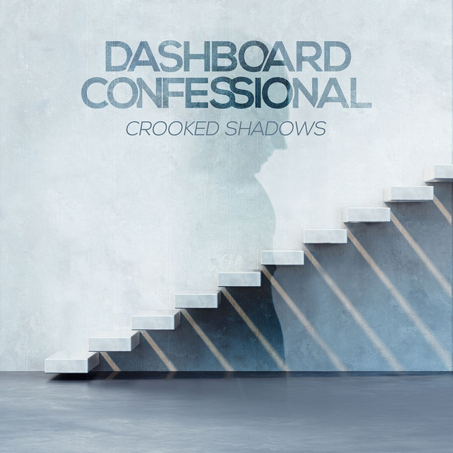 Album cover for Crooked Shadows by Dashboard Confessional