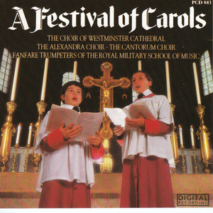 Westminster Cathedral Choir O Come All Ye Faithful cover