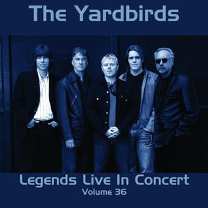 The Yardbirds, N/A For Your Love cover