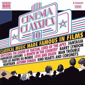Cinema Classics, Vol. 10 Albümü