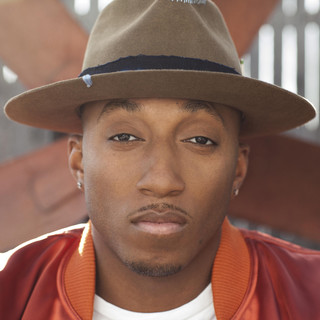 Lecrae, Novel Walk with Me cover