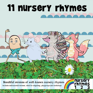 11 Nursery Rhymes and Songs - Nursery  Rhymes