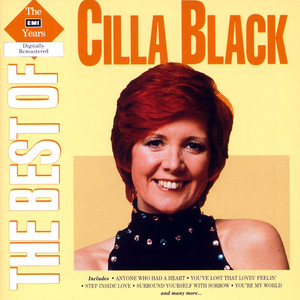 Cilla Black Sing a Rainbow cover