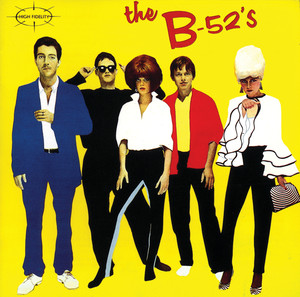 B-52's Albumcover