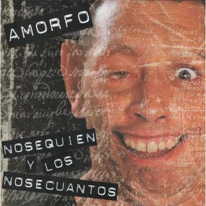Amorfo Albumcover