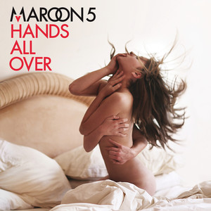 Hands All Over Albumcover