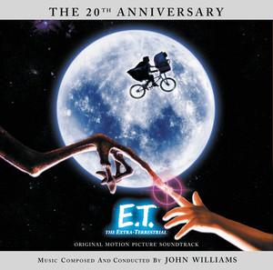 E.T. The Extra-Terrestrial album