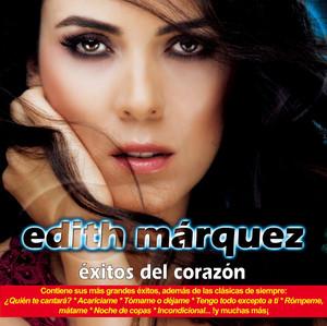 Edith Márquez, Mauricio Guerrero Mi error, mi fantasia cover
