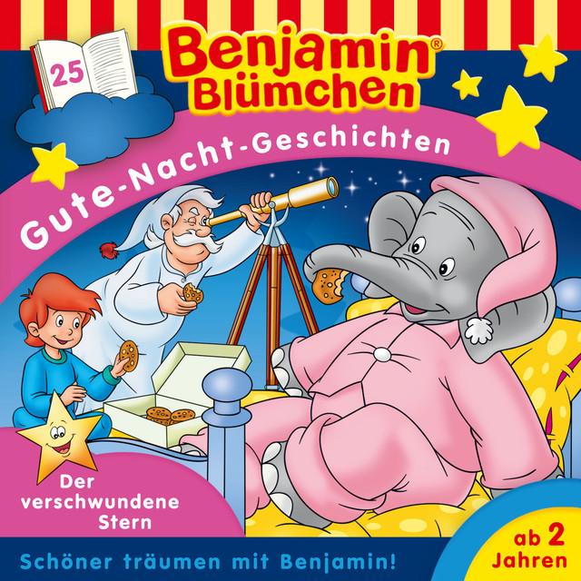 Gute-Nacht-Geschichten - Folge 25: Der verschwundene Stern Cover